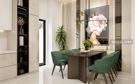 good price villa for rent in jamona golden silk