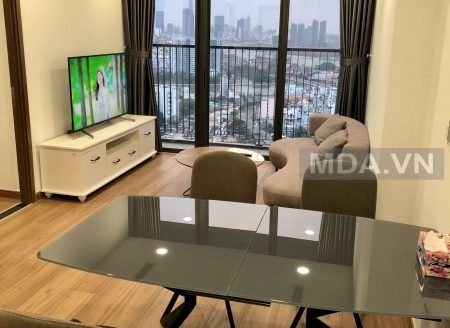 High floor apartment for rent in Eco Green Saigon