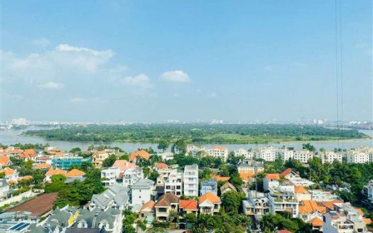 apartment for rent in getway thao dien river view